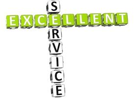 Excelent Service Crossword