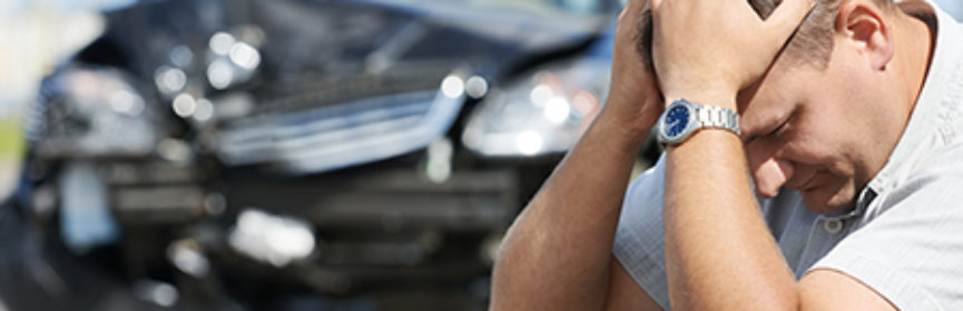 Man Without Car Insurance Gets Into Accident