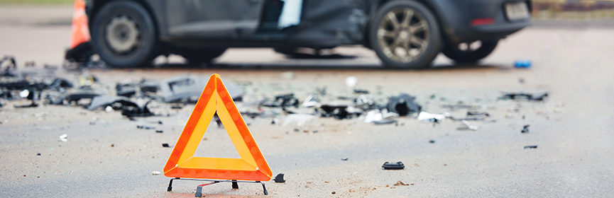 What to do when accidents happen