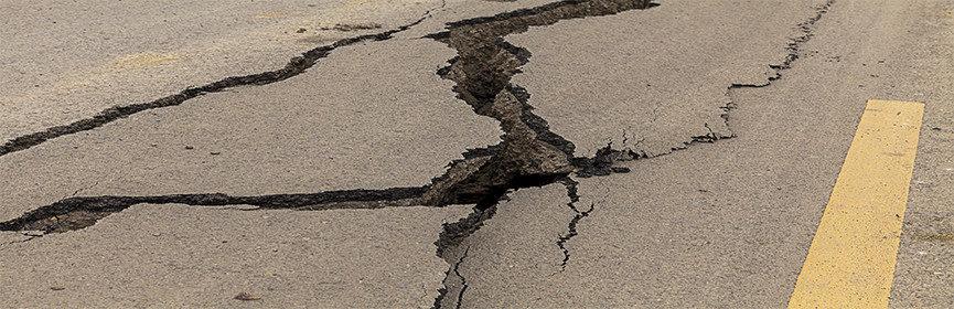 Road-cracks-due-to-earthquake