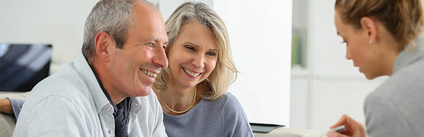 couple-hearing-about-life-insurance